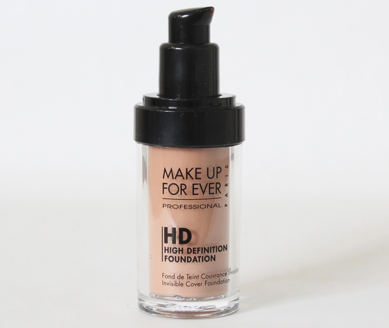 Base Invisible Cover hd make up forever claudinha stoco 2 Base HD Invisible Cover Foundation da Make Up Forever