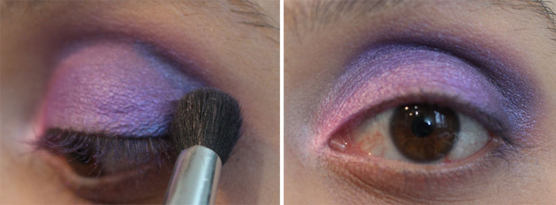 62 Tutorial de Maquiagem: Super Roxo