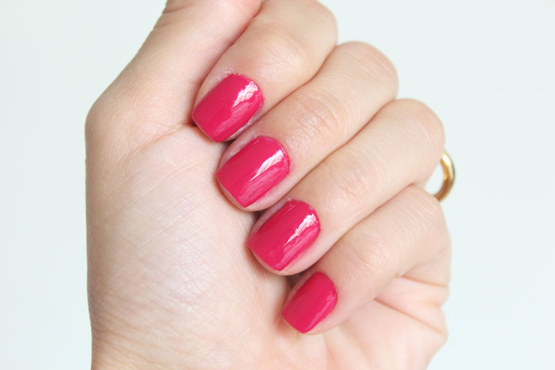 esmalte rosa incrivel colorama claudinha stoco 2 Esmalte Rosa Incrvel da Colorama