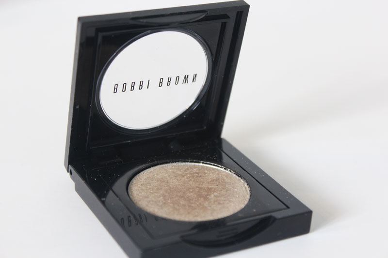 sparkle eye shadow sunlight bobbi brown claudinha stoco 2 Sombra Sparkle Eye Shadow Sunlight da Bobbi Brown