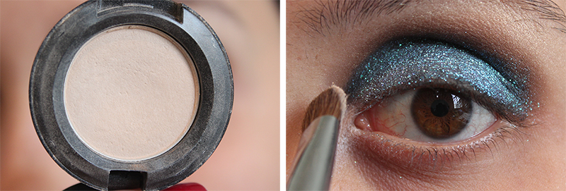 81 Tutorial de Maquiagem: Glitter Azul!