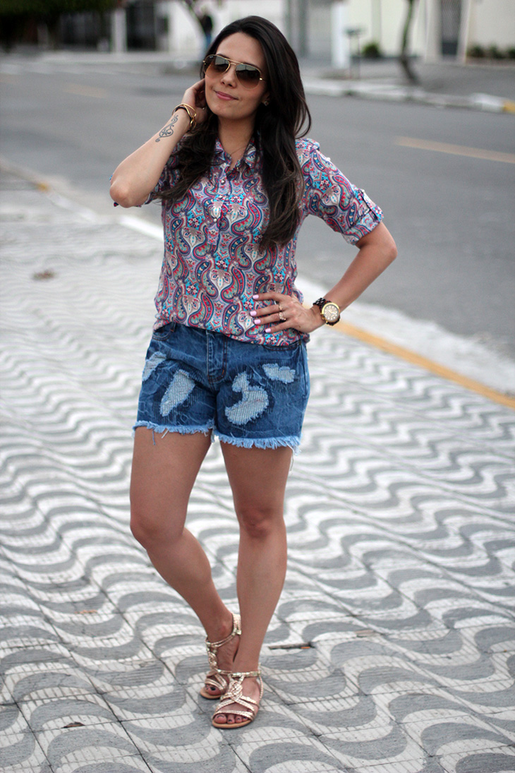 look aremo claudinha stoco 1 Look: Estampas AREMO