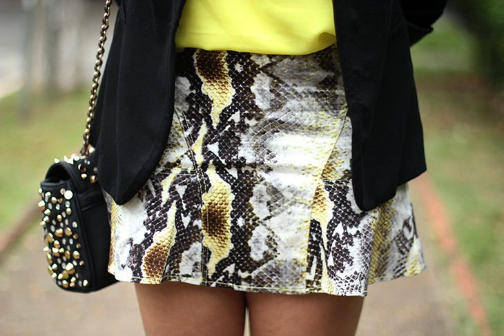 look animal print claudinha stoco 10 Look: Animal Print!