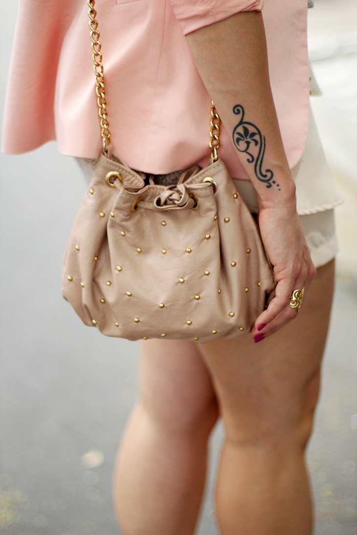 look nude rose claudinha stoco 6 Look: Rosé e Bege!