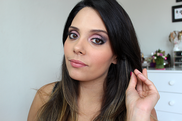 IMG 1342 Tutorial de Maquiagem: Naked 3 Urban Decay